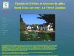 chambres d'hotes et gites SPA-jaccuzzi sauna - St Briac sur mer - Le Tertre Gatinais