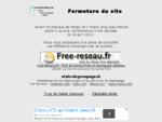ChampADSL. fr - Fermeture du site