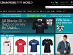 Official All Blacks Rugby Jerseys, All Blacks Merchandise, Super Rugby Jerseys Supporters Gear