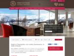 Spa Hotel Champoluc - Albergo Cré Forné sulle piste da sci con centro benessere
