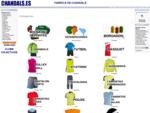 Fabrica de chandals y equipaciones deportivas