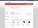 Change address | New Zealand Post
