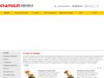 Changlin Company, Chargeuse sur pneus, Niveleuse, Compacteur, Chargeuse pelleteuse, Pelle