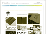 Charlotte Haour 8211; Graphiste Freelance