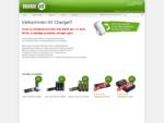 ChargeIT - Batterier och Batteriladdare