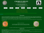 Charles Riley Coins Medals