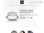 Diamond Engagement Rings Melbourne, Wedding Rings and Diamond Jewellery Melbourne - Charles Rose