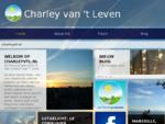 Charley van 't Leven websitebouwer webdesigner, gediplomeerd vertaler Frans Nederlands, eige