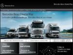 Mercedes-Benz CharterWay Location longue et courte dureacute;e d'utilitaires leacute;gers et de ca
