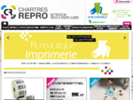 chartres repro, reprographie, plans, pao, photocopies, impression, faconnage.