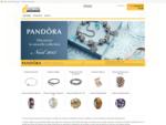 Pandora Bijoux | Charms Bracelets - CHAT D'OR