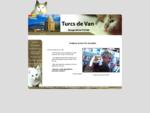 Turcs de Van, Elevage de chats de Michel POTHIER