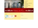 Chà¢teau des Ormes, visites, réceptions, mariages, séminaires, expositions, Vienne, Poitou ch