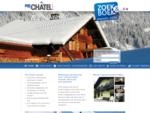 Sfeervolle catered wintersport chalets in Oostenrijk en Frankrijk, online reserveren voor zowel wee