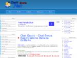 Chat Gratis - Chat Senza Registrazione Italiana Gratuita