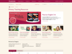 Pearson - Primary Teaching Resources