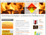 CHAUFF, La maitrise du feu Accueil