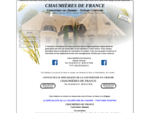 CHAUMIERES DE FRANCE - Couverture et Toiture en Chaume - Artisan Couvreur