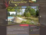 Camping Puy du Fou - Camping du Lac de la Chausselière | La Guyonnière en Vendée