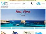 Chauss Mini Maxi| Magasin de chaussures petites et grandes pointures