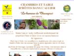 Allier Auvergne chambres d'hôtes gîtes rural le hameau de Chavagnat