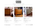 Cheber. ru - Мебель из массива дерева