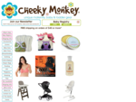 Cheeky Monkey Baby Store in London, ON. Canada