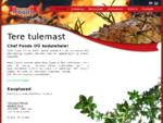Avaleht - Chef Foods