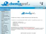 Profesjonalna chemia - CHEMIAPROF. PL