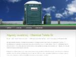 Χημικές Tουαλέτες