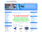 Bazénová chemie, písková filtrace, bazénový vysavač, protiproud, solární sprcha - chemiedobazenu