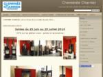 Cheminée Charrier, tailleur de pierre en Charente-Maritime à Rochefort (17)