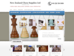 New Zealand Chess Supplies
