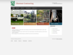 Chestnut Contracting is a high quality, weed spraying, and land care business that prides itself o