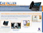 Installations teacute;leacute;phoniques, alarmes, videacute;o, cacirc;blage informatique - Cheva