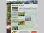 TOURISME EQUESTRE NIEVRE TOURISME BOURGOGNE RANDONNEE A CHEVAL NEVERS NATURE LOISIR VACANCES FRANCE