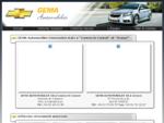 GEMA Automobiles, Garage Chevrolet voiture d'occasion Grasse PACA