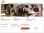 Chevroletägarnas egna bilförsäkring | Chevrolet Försäkring