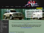 Nettbutikk GM CK serie bildeler og utstyr