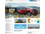Chevrolet | GM Canada Mobile