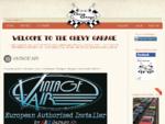 Auto americane, v8, hot rod, restauro, importazione e immatricolazione - Chevy Garage