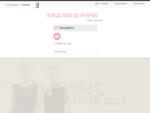 Accueil - Exquiss's Paris par Chichi's, grossiste vêtement femme avec vente en ligne