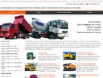 Camion benne, Fabricant de camions lourds
