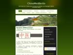 Chinesische Medizin | Akupunktur | Massage | Berlin Prenzlauer Berg