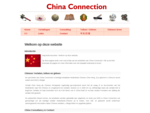 China Connection Chinees vertalen en tolken