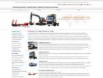 Caminhão basculante, Fabricante de caminhão pesado