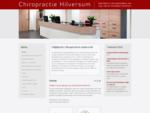 Chiropractie Hilversum - Specialisten in het behandelen van rug, nek en hoofdpijn klachten.