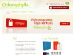Aqui tem Chlorophylla - Página Inicial