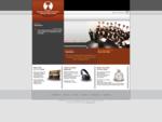 Website of the Choir Of Employee Assosiation of Bank of Greece