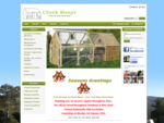 Chook Manor Ltd, manufacturers of quality chicken coops and suppliers of hens, incubators, feeds,